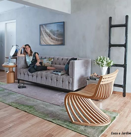 tapete sobreposto