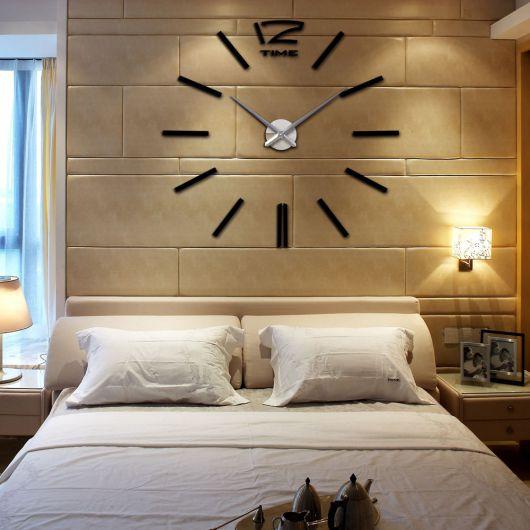 Relógio grande para quarto