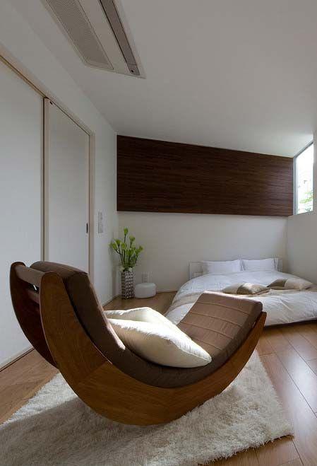 cadeira moderna madeira