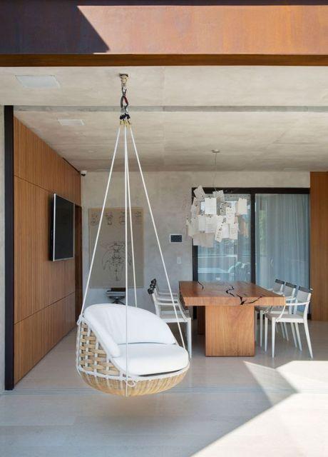 cadeira de teto