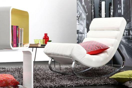 cadeira mdoerna branca