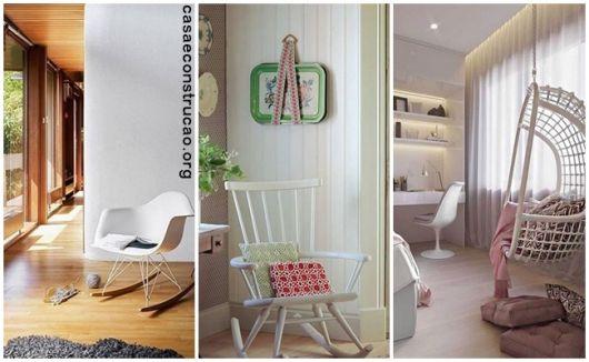 modelos de cadeiras brancas