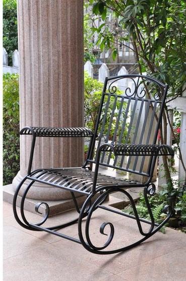 cadeira de ferro modelo