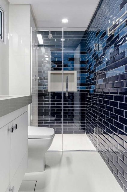 Cer 226 Mica Para Banheiro 50 Ideias Sensacionais E 243 Timas