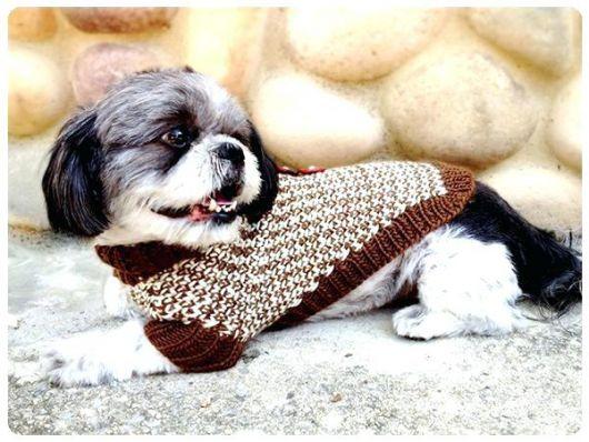 roupa inverno cachorro pequeno
