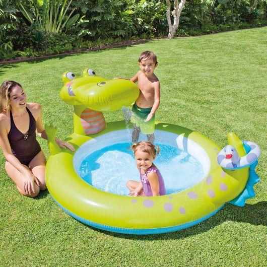 piscina pequena infantil