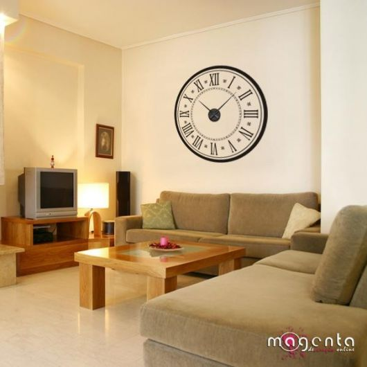 relógio grande para sala