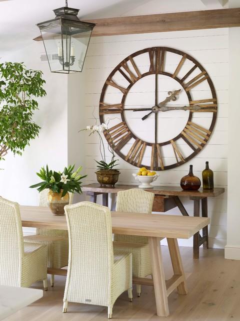 Rel gio de parede grande como usar na decora o com 50 - Tappeti da sala ...