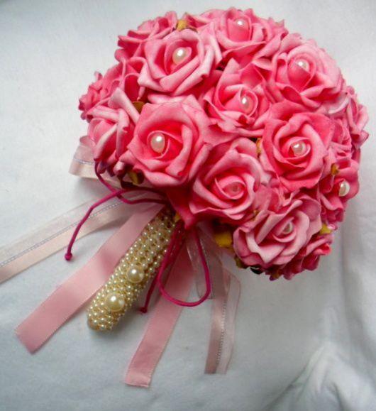 Rosa de EVA buque rosa