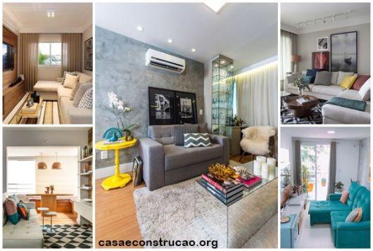 Sofá Para Sala Pequena 62 Modelos Perfeitos Para Ambientes