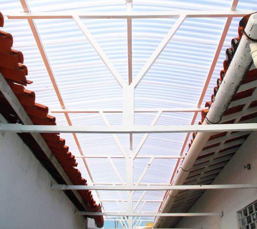 projeto telhado