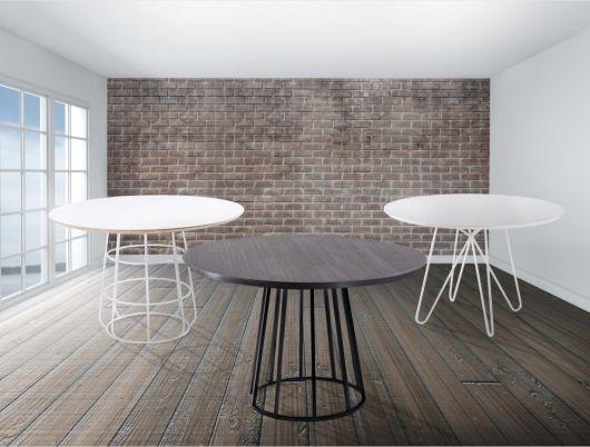 Dica de bases para mesas minimalistas