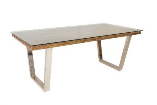 base em aço inox para mesa