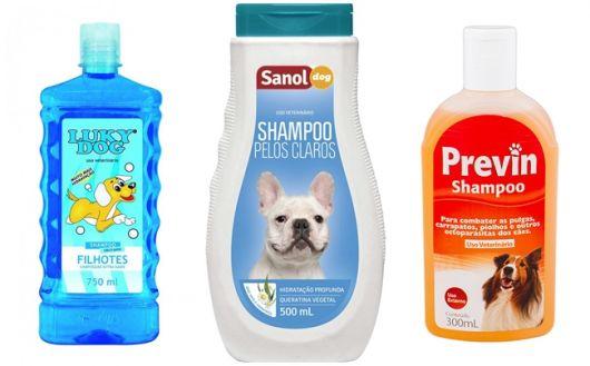 shampoo cachorro