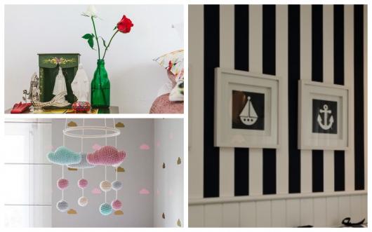 Decore móveis e paredes seguindo nossas dicas