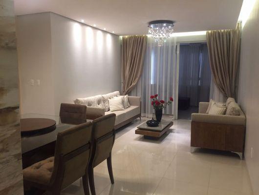 lustre sala apartamento