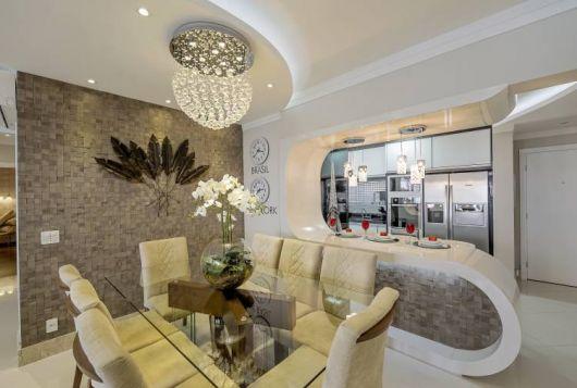 decoração moderna apartamento
