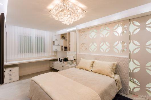 quarto de casal clean