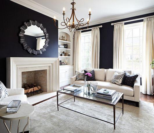 ideia de lustre provençal simples para renovar sua sala