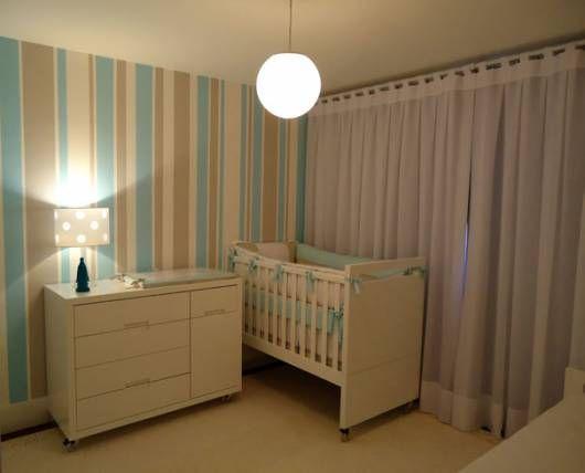 Dica de lustre simples para quarto de bebê