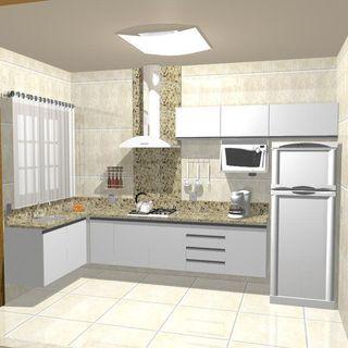 Dica de lustre de teto simples para cozinha