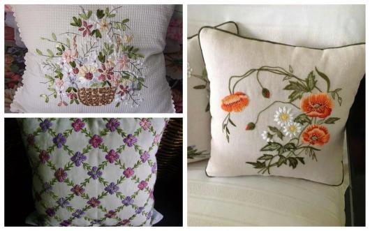 As almofadas são elementos importantes na decoração de salas e quartos