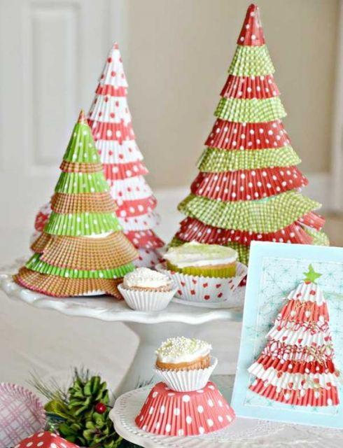 decoração simples natal