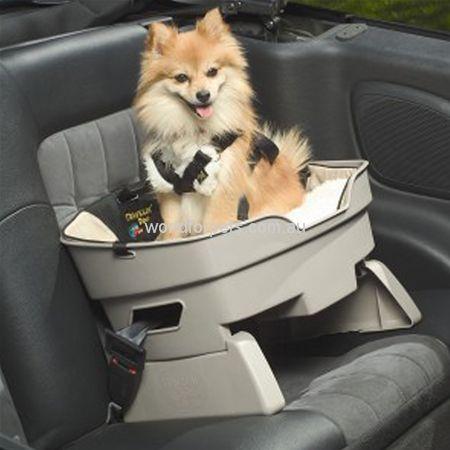 Outro tipo de cadeirinha para carregar o cão