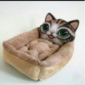 cama estofada