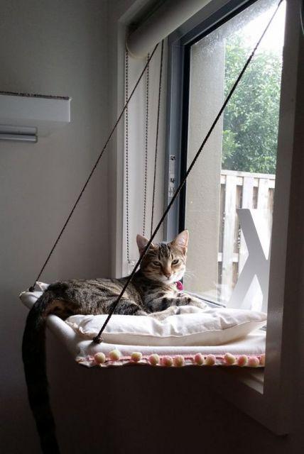 cama janela