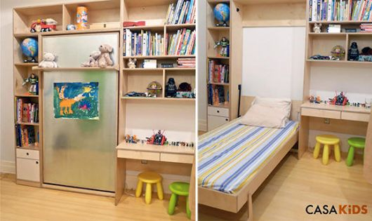 quarto pequeno criança
