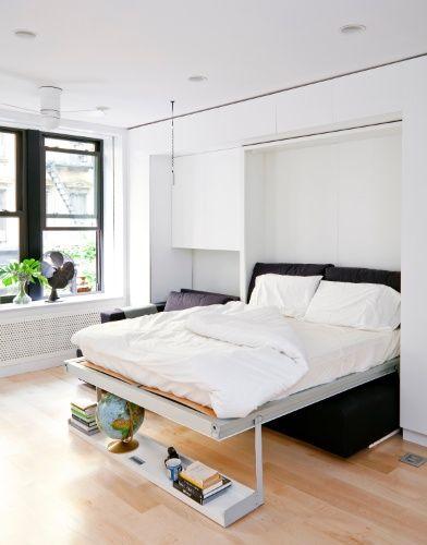 cama de casal embutida