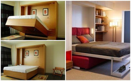 modelos de camas embutidas