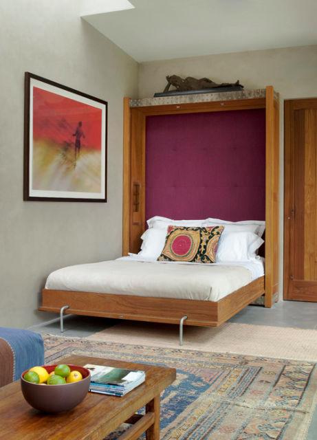 cama de casal planejada