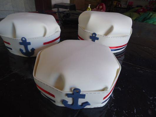 Chapéu de EVA marinheiro