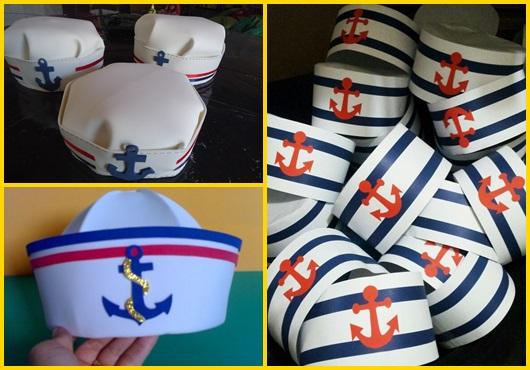 Chapéu de EVA  Inspirações Maravilhosas bf883a1591c