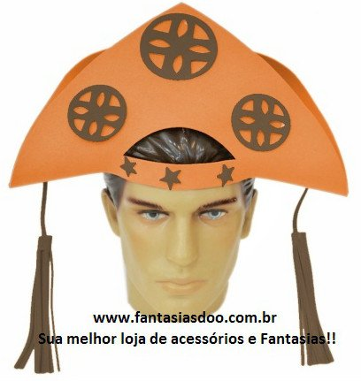 Chapéu de EVA cangaceiro
