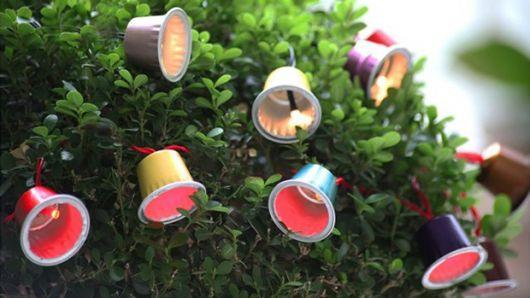 enfeites de natal para jardim.