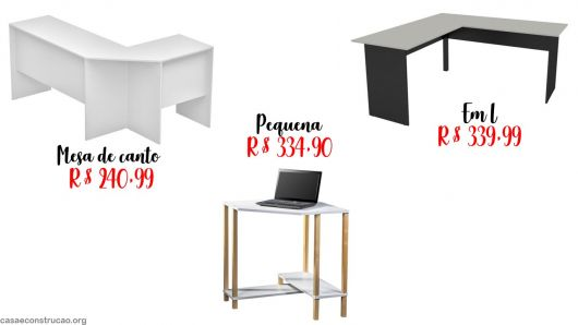 preços e modelos