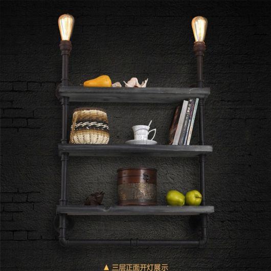 Dica de estante suspensa para você inovar na decoração
