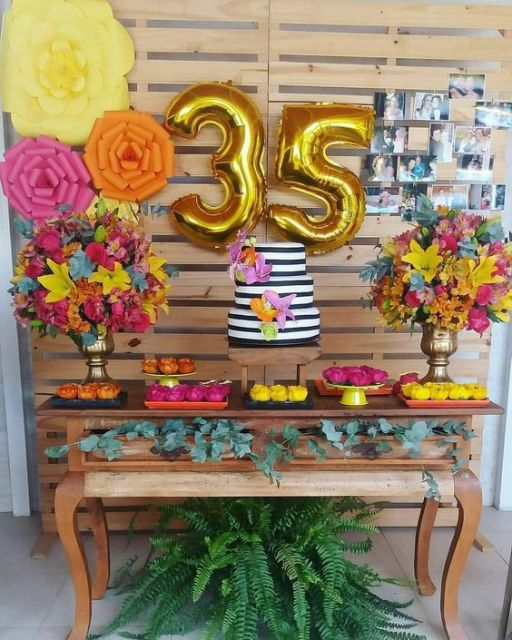 festa 35 anos