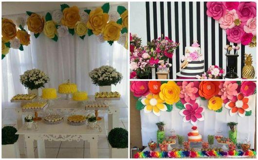 ideias festa de aniversário