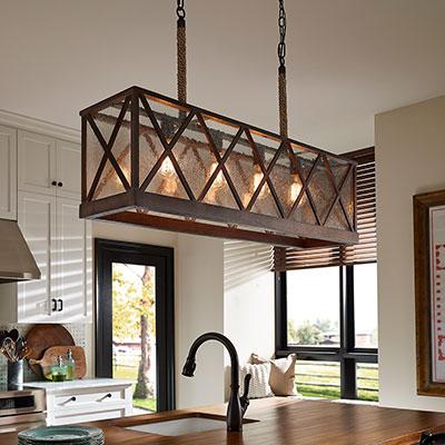 luminárias modernas de madeira