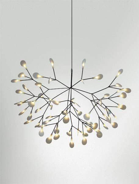 luminárias modernas lustre moderno