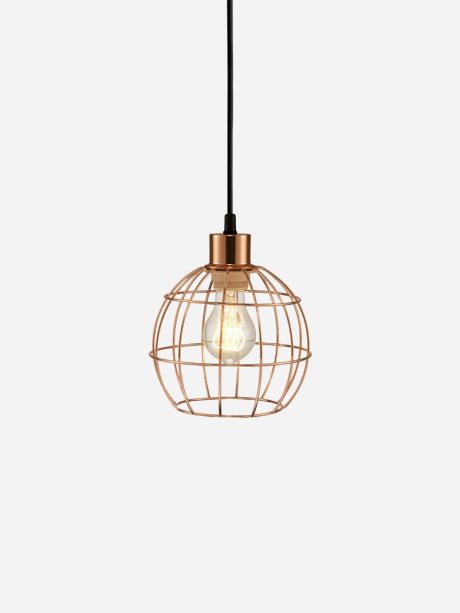 luminárias modernas pendente simples