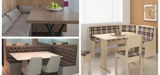 As mesas de canto são boas opções para áreas pequenas