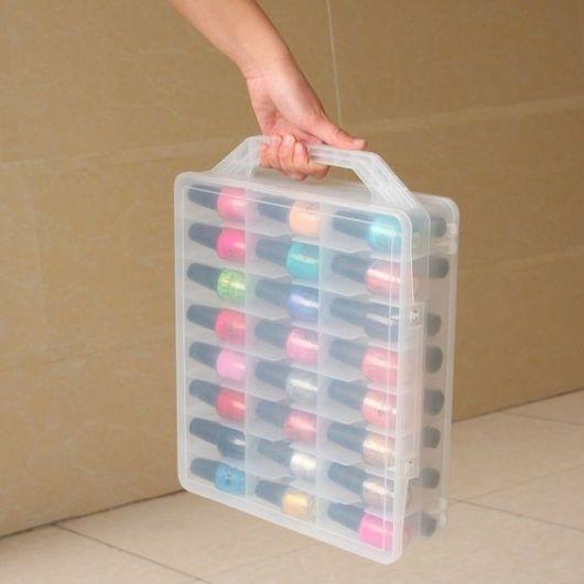 maleta para manicure