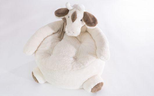 O puff poltrona em forma de bichinho está na moda