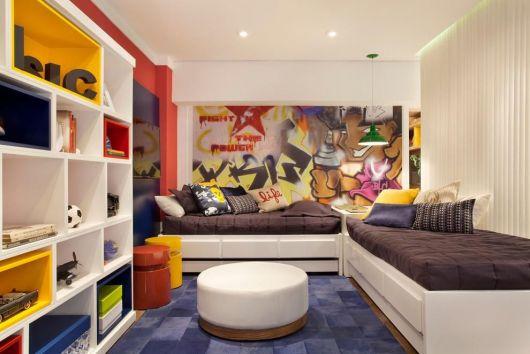 Aproveite cada espaço para montar uma decoração harmônica!