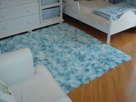 O azul bebê combina com quartos infantis